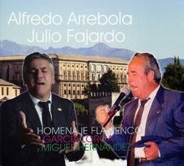 CD. Homenaje a García Lorca y Miguel Hernández. 2.012