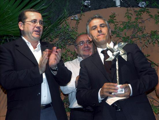 El cantaor granadino Julio Fajardo gana la 39 Volaera Flamenca de Loja