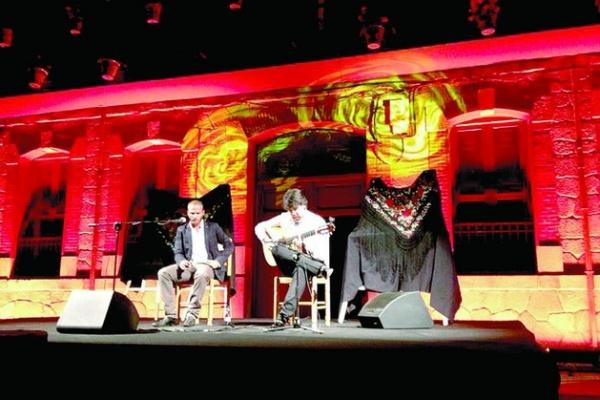Julio Fajardo, de Granada, gana el II Concurso Nacional de Cante Flamenco