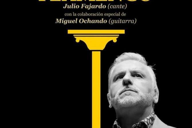 Flamenco granadino en la Corrala: Julio Fajardo (cante) con la colaboración especial de Miguel Ochando (guitarra).