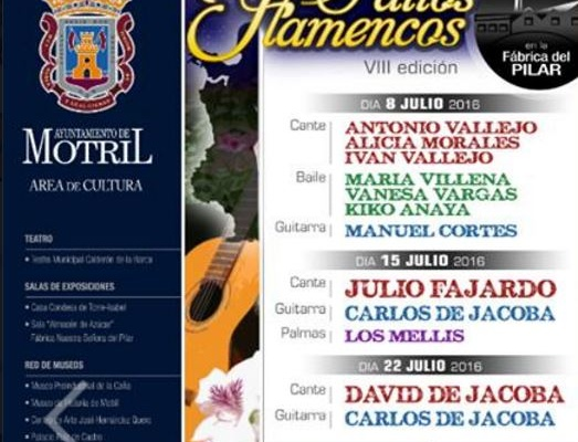 Este viernes comienza la mejor edición de los patios flamencos de Motril