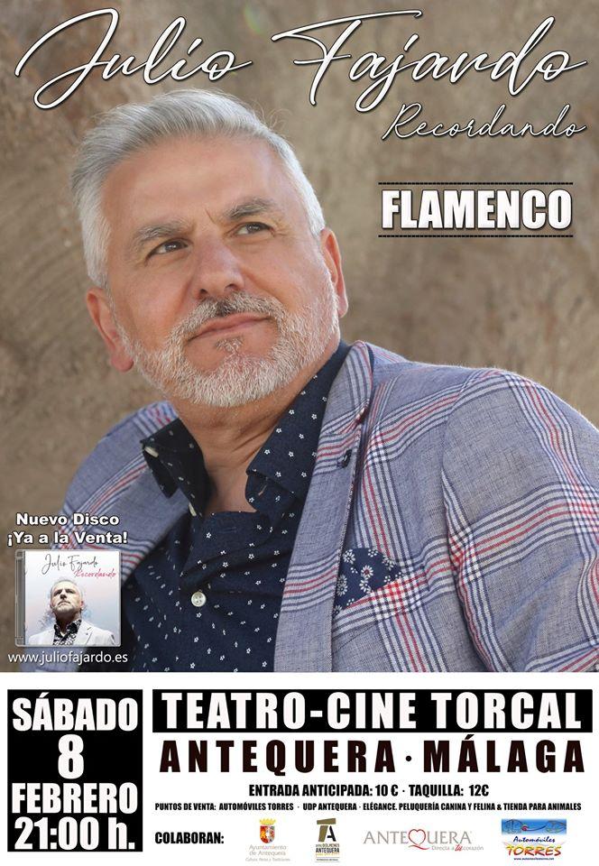 """Presentación disco """"Recordando"""" en Antequera"""